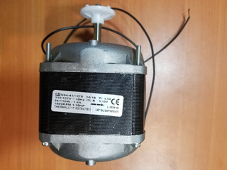 Motor Ventilador De 34w Marca Elco