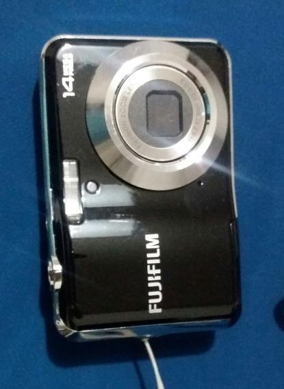 Câmera Digital Fujifilm Finepix Av150 Preta 14mp