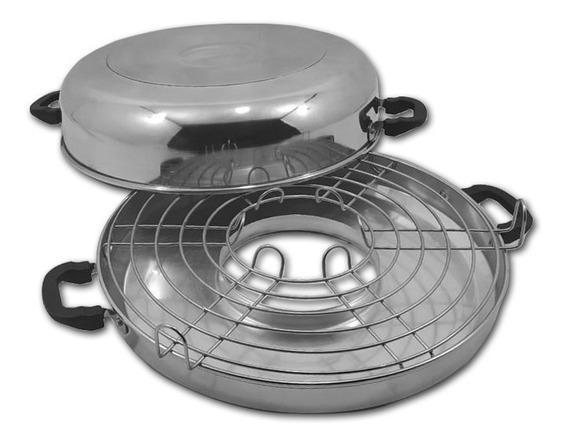 Churrasqueira Assadeira De Fogão - Carne Estilo Grill