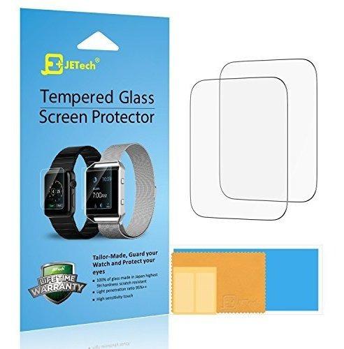 Jetech 2pack Protector De Pantalla Para Apple Watch 42mm Ser