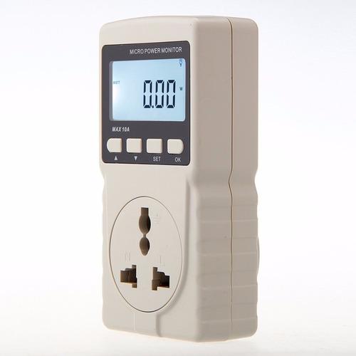 Wattímetro Medidor De Consumo Bivolt 2000w