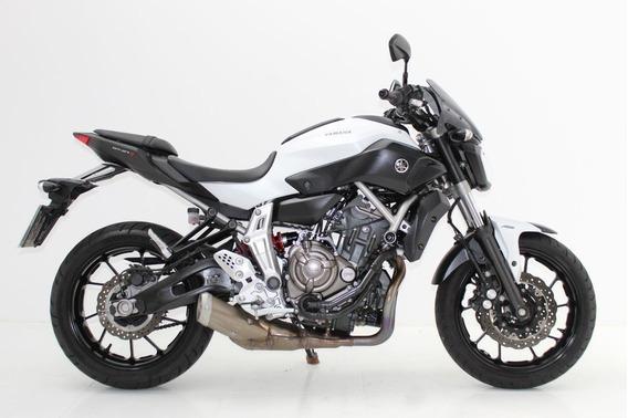 Yamaha Mt 07 Abs 2016 Branca