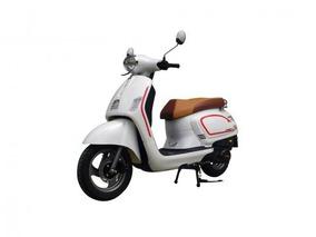 Scooter Motocicleta Amarantine 125 Cc Mpower Blanco