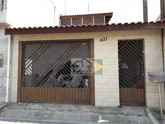 Sobrado Com 3 Dormitórios À Venda, 72 M² Por R$ 380.000 - Parque Maria Helena - Suzano/sp - So0100