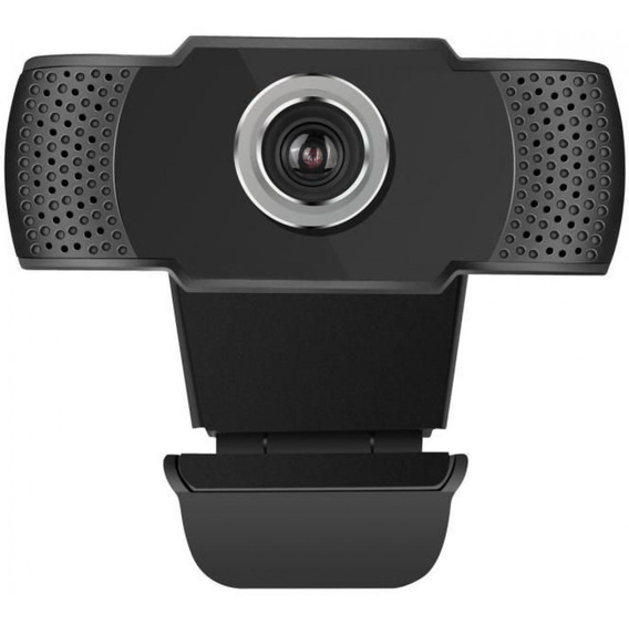 Webcam Brazilpc C310 Microfone Full Hd 1080p Vídeo Aula