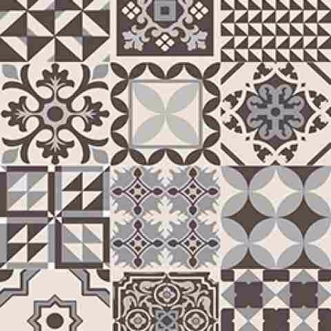Ceramica Piso-pared Marrakech Alberdi 37,5x75 1era.calidad