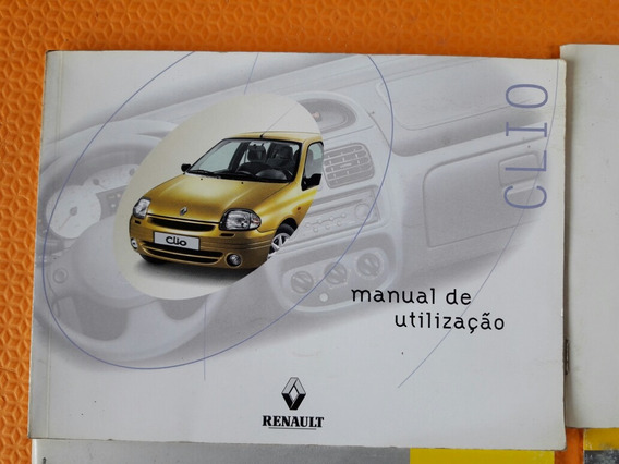 Manual Proprietário Renault Clio