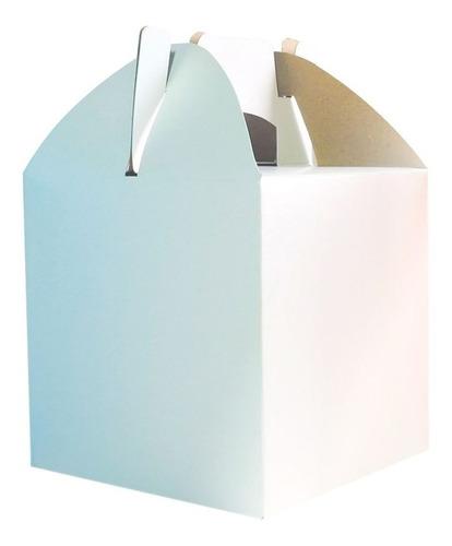 Cajita Feliz Cfz1 Sublimable X 50u Packaging Sublimar