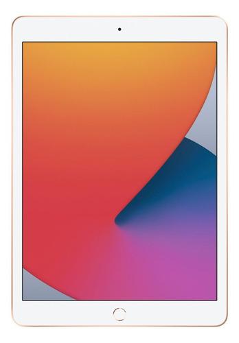 """Apple iPad de 10.2"""" WI-FI  128GB Dourado (8ª geração)"""