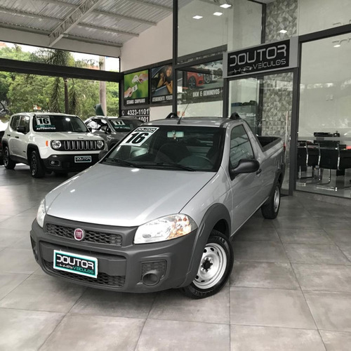 Fiat Strada 1.4 Mpi Working Cs Flex/ Strada 2016