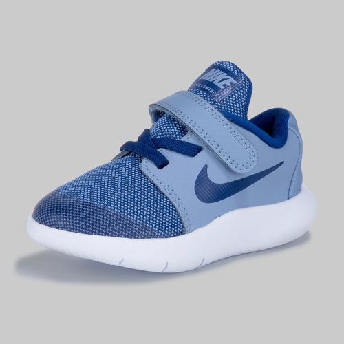 Prisionero de guerra bolita notificación  Tenis Nike Bebe Flex Contact 2 Ah3445-403 Look Trendy | Mercado Libre