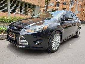 Ford Focus Titanium 2.000cc A/t C/a Sun Roof 2014