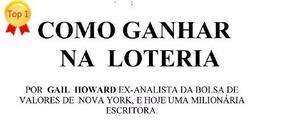 Esquema Para Loterias - Envio Imediato + Brinde