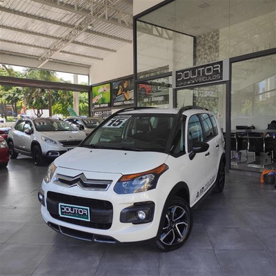 Citroen Aircross 1.6 Tendance Manual 2015 / Aircross 15