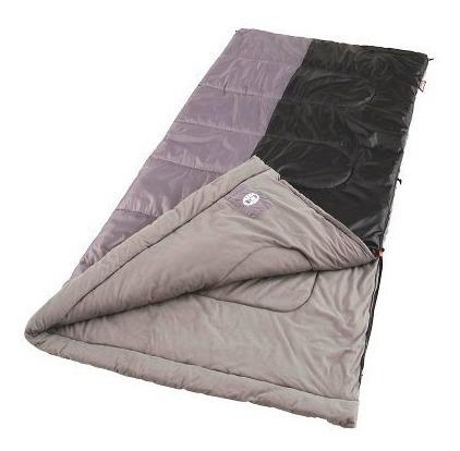 Bolsa De Dormir Sleeping Bag Biscayne Tallas Grandes Coleman