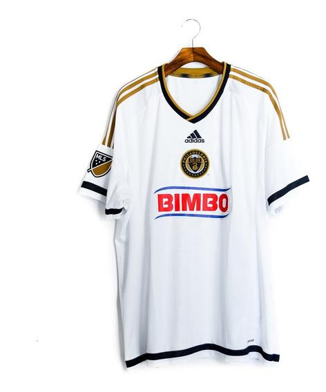 Camisa De Futebol Masculino Philadelphia Union 2015 adidas