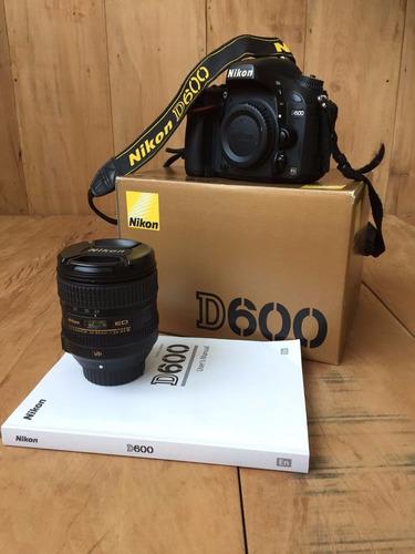 Imagem 1 de 6 de Nikon D600 + Nikon 24-85mm