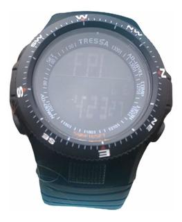 Reloj Tressa Digital Hombre Original Felix Wr