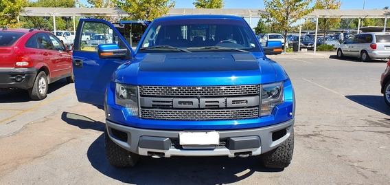 Ford Raptor Svt 6.2