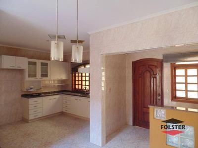 Casa Com 3 Dormitórios À Venda, 200 M² Por R$ 650.000,00 - Jardim São Francisco - Santa Bárbara D