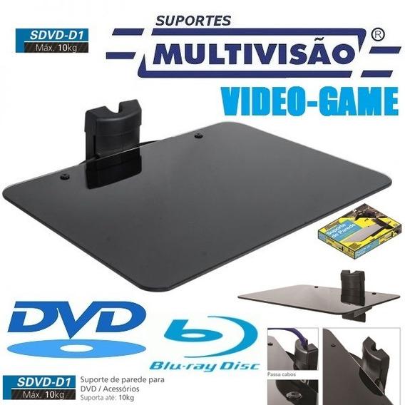 Suporte Para Dvd Receptor Video Game Multivisão Sdvd D1
