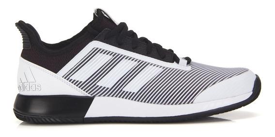 Tênis adidas Defiant Bounce 2 Preto E Branco