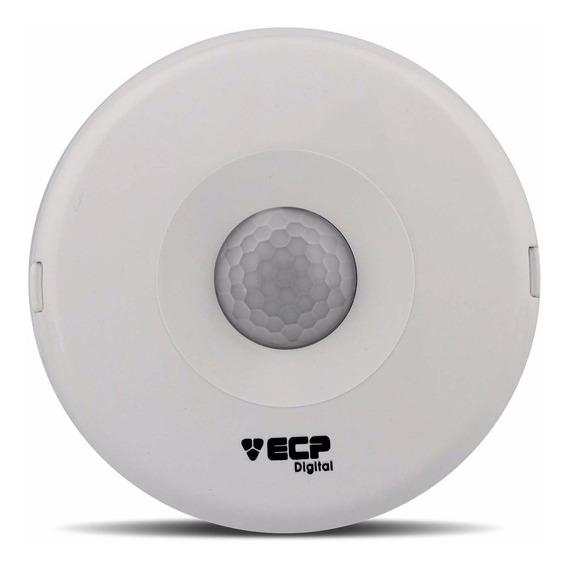 Sensor De Iluminação 360° Presença Acende E Apaga A Luz Ecp