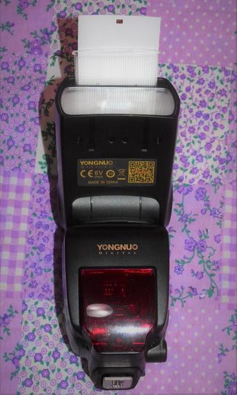 Flash Yongnuo Speedlite Yn-685 P/ Nikon.
