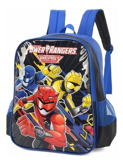 Mochila Luxcel Power Rangers - 34171