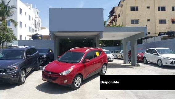Hyundai Tucson 13 Rojo