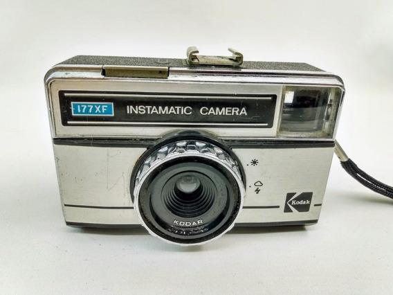 Câmera Fotográfica Kodak Instamatic 177xf