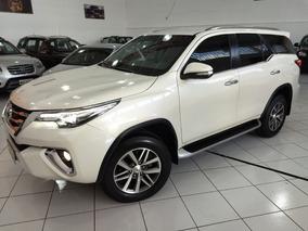 Toyota Hilux Sw4 Blindada 2016 Branca 2.8 4x4 Aut Top N Iii