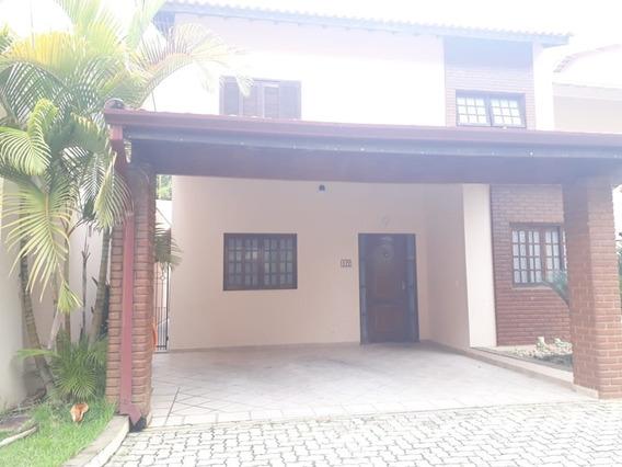 Ótima Casa Condomínio Centro De São Roque - 1211