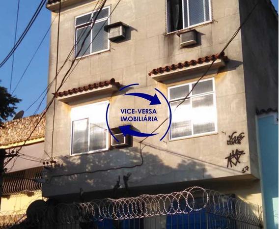 Apartamento À Venda No Rocha - 2 Quartos, Condomínio Barato, A 5 Minutos Da Rua Ana Néri! - 1250
