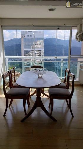Apartamento Com 2 Dorms, Vila Mogilar, Mogi Das Cruzes - R$ 560 Mil, Cod: 2122 - V2122