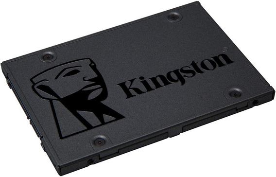 Disco Duro Solido Kingston 120gb Ssd A400 Sata3 6 Gb/s