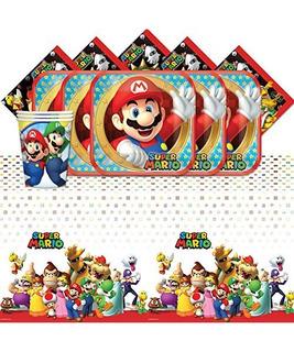 Super Mario Bros Nintendo Birthday