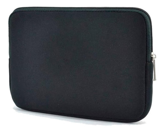 Capa Netbook Tablet Macbook 10 Polegadas Neoprene Case Pasta
