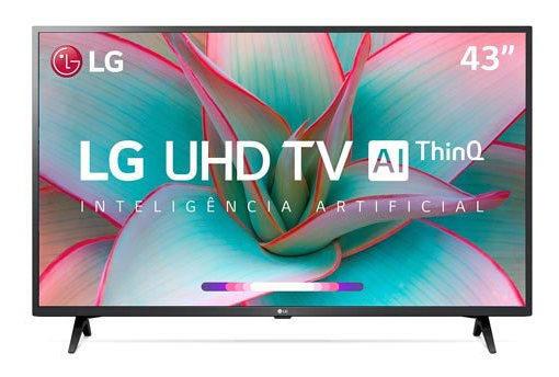 Smart Tv LG Led 4k 43 Filmmaker Mode Wi-fi - 43un7300psc
