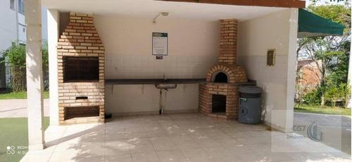 Lindo Apartamento - Residencial Bosque Clube - Ap1737