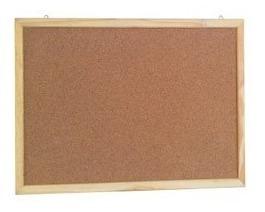 Cartelera De Corcho 40x60 Ofimak M/madera