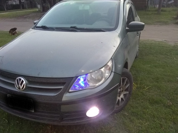 Volkswagen Voyage 1.6 101cv 2012