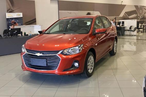 Nuevo Chevrolet Onix 1.2 Lt 12v 90cv Manual 5 Puertas Ep.