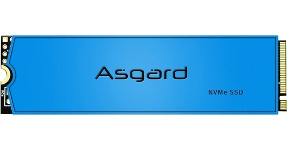 Hd Ssd M.2 Asgard 1tb Pcie Nvme 3400mb/s A P../ Entrega