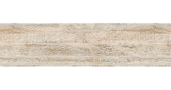 Porcelanato Villagres Patina Branca 24,5 X 100cm - Carosio