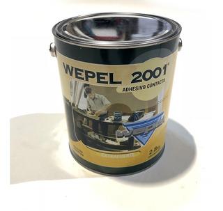 Adhesivo Wepel Doble Contacto Fuerte 2,8kg 4lt Pegament Soul