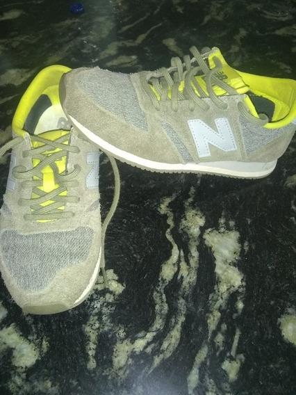 Zapatillas New Balance Dos Usos Talle 35. Vendo Y Permuto