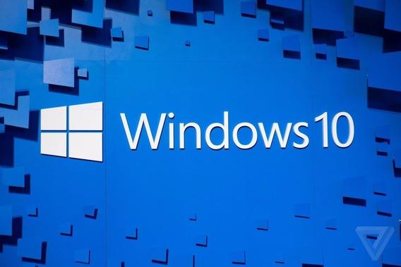 Windows 10 Todas As Versões 32/64 Para Pc Fracos Médios E Potentes