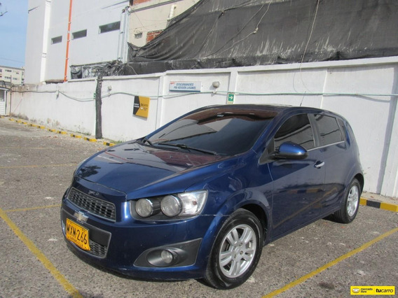 Chevrolet Sonic Lt Full Equipo