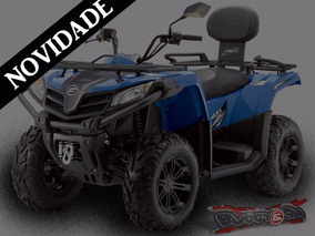 Lançamento Quadriciclo 450cc 4x4 Automático Cvt Com Reduzida